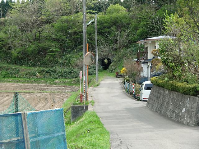 秋田県藤里町の色々その3・予想外の藤琴森林軌道の隧道: 世界のサト ...